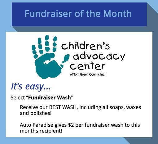 2017 June Fundraiser of the Month - Children's Advocacy Center