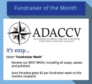 2018 Febuary - ADACCV - Fundraiser-of-the-Month