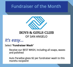 November Fundraiser - Boys & Girls Club of San Angelo