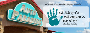 2017 June Fundraiser of the Month - Children's Advocacy Center