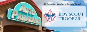 2018 January Fundraiser-of-the-Month - Boy Scout Troop 36