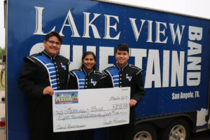 April 2017 Fundraiser - May Presentation - Lake View Band