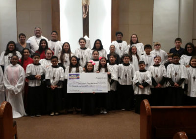 July 2016 - St. Mary's Catholic Church Altar Servers
