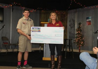 October 2015 Fundraiser - Boy Scout Troop 363