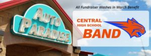 2018 March Fundraiser-of-the-Month - Central High School Band