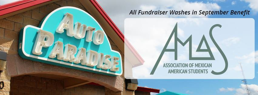 2018 September - Fundraiser-of-the-Month -  Association of Mexican-American Students