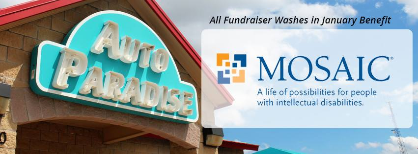 2019 Janurary - Fundraiser-of-the-Month - Mosaic