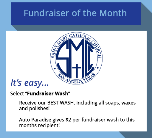 2020 February Fundraiser-of-the-Month - Saint Mary Catholic Church
