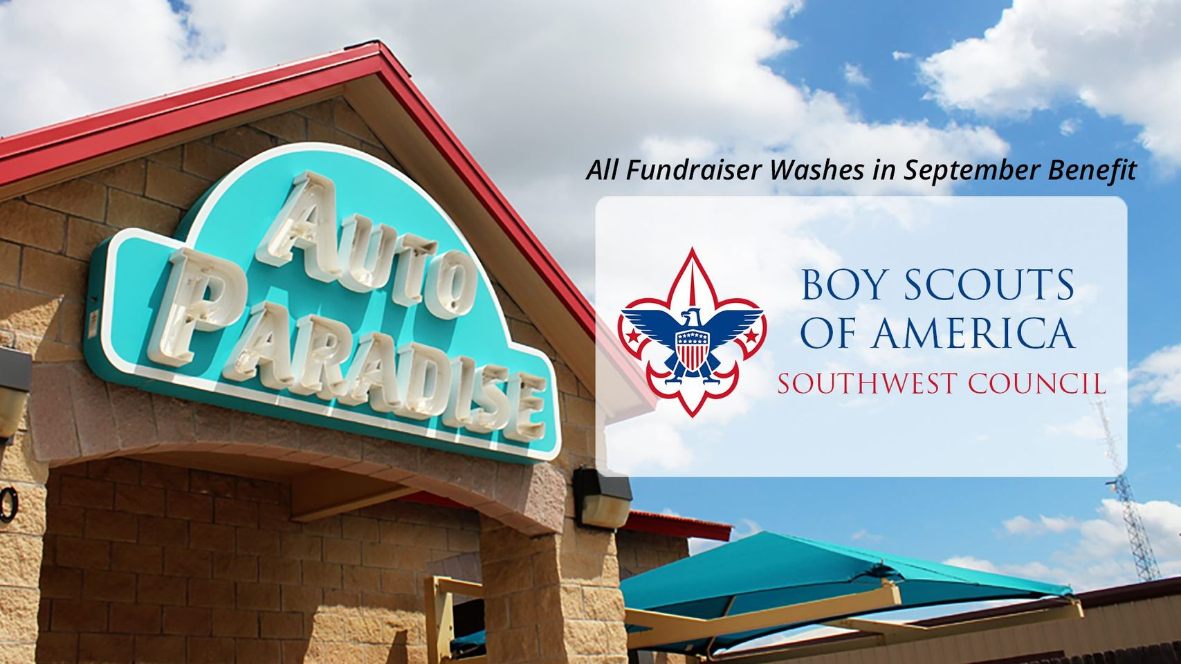 2020 September - Fundraiser-of-the-Month - Boy Scouts of America Southwest Council