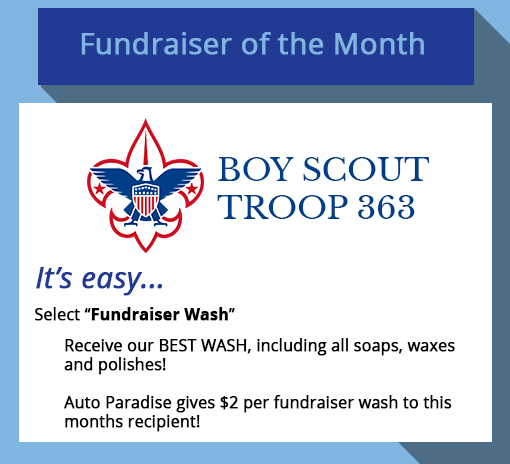 2021 January - Fundraiser-of-the-Month - Boy Scout Troop 363