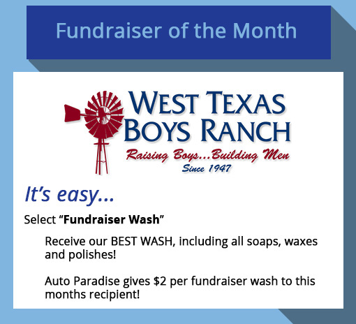 2021 June - Fundraiser-of-the-Month - West Texas Boy's Ranch